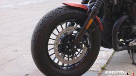 Prueba Moto Guzzi V9 Bobber Sport 33