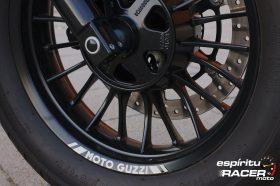 Prueba Moto Guzzi V9 Bobber Sport 34