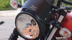 Prueba Moto Guzzi V9 Bobber Sport 37