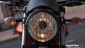 Prueba Moto Guzzi V9 Bobber Sport 38