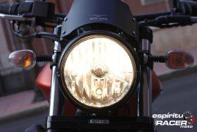 Prueba Moto Guzzi V9 Bobber Sport 39