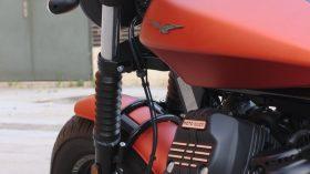 Prueba Moto Guzzi V9 Bobber Sport 41