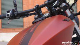 Prueba Moto Guzzi V9 Bobber Sport 43
