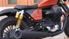 Prueba Moto Guzzi V9 Bobber Sport 49