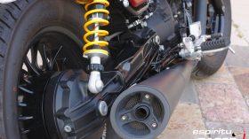 Prueba Moto Guzzi V9 Bobber Sport 50