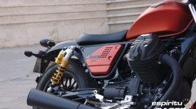 Prueba Moto Guzzi V9 Bobber Sport 51