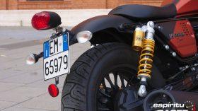 Prueba Moto Guzzi V9 Bobber Sport 55