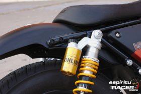 Prueba Moto Guzzi V9 Bobber Sport 56