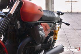 Prueba Moto Guzzi V9 Bobber Sport 58