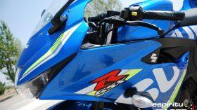 Prueba Suzuki GSX R125Z 21