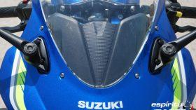 Prueba Suzuki GSX R125Z 22