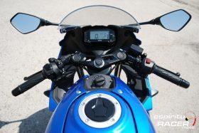 Prueba Suzuki GSX R125Z 24