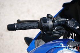 Prueba Suzuki GSX R125Z 25