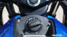 Prueba Suzuki GSX R125Z 29