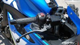 Prueba Suzuki GSX R125Z 30