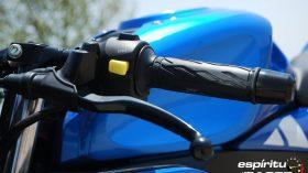 Prueba Suzuki GSX R125Z 31