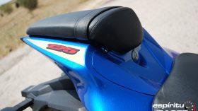 Prueba Suzuki GSX R125Z 39