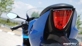 Prueba Suzuki GSX R125Z 40