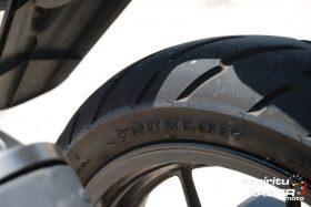 Prueba Suzuki GSX R125Z 41