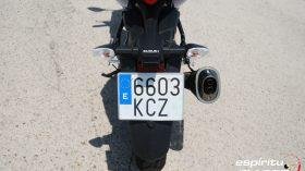 Prueba Suzuki GSX R125Z 42