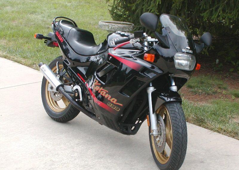 suzuki gsx 600 f 1990 5