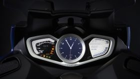 Xciting S 400 Detalle Azul 3
