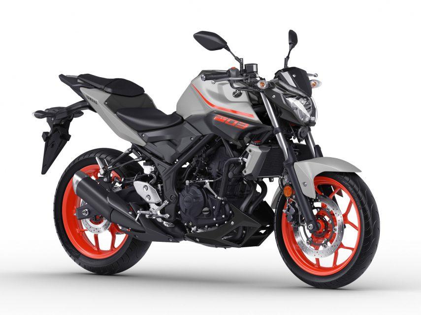 Moto del día: Yamaha MT-03 (2016)