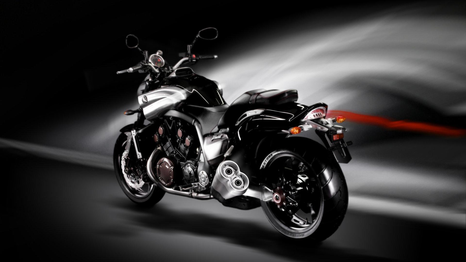 Yamaha VMAX 1700 2009 2