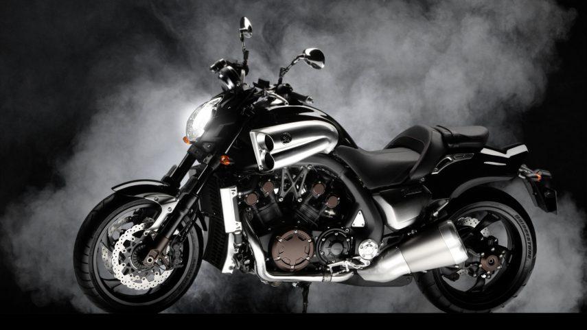 Moto del día: Yamaha VMAX 1700