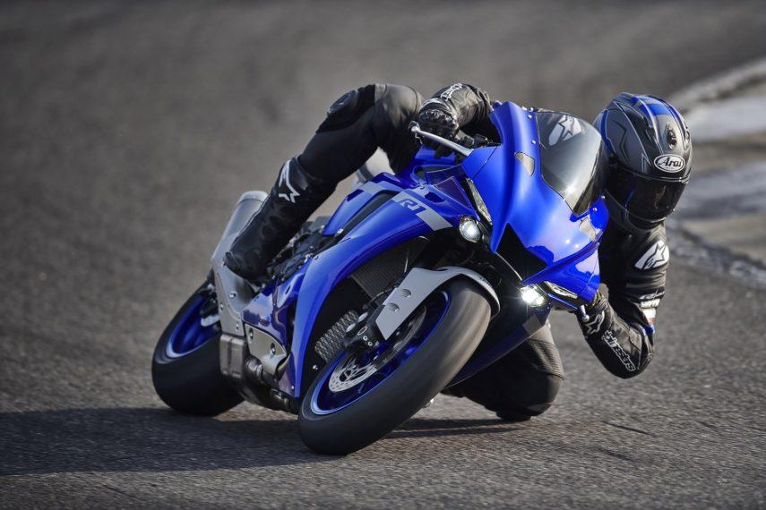 Yamaha YZF-R1 2020: deportiva sin concesiones