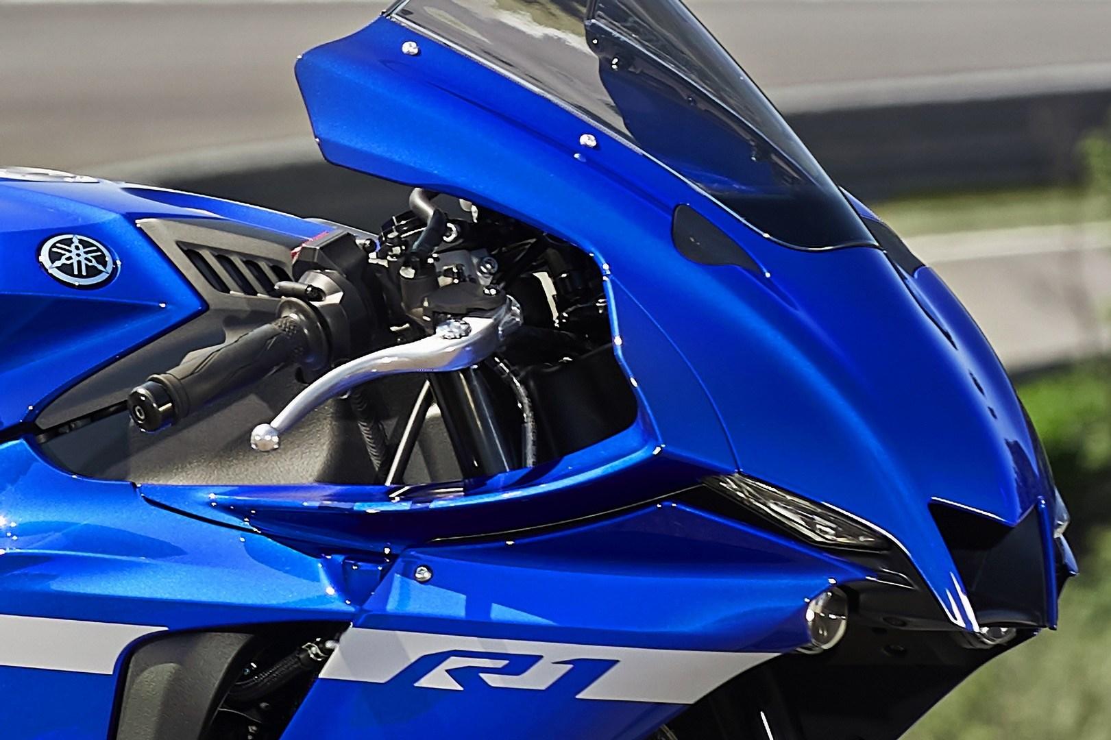 Yamaha YZFR1 2020 17