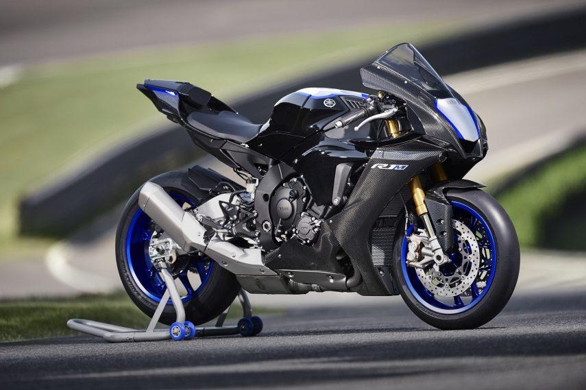 Si te ha sabido a poco la R1, aquí tienes la nueva Yamaha YZF-R1M 2020