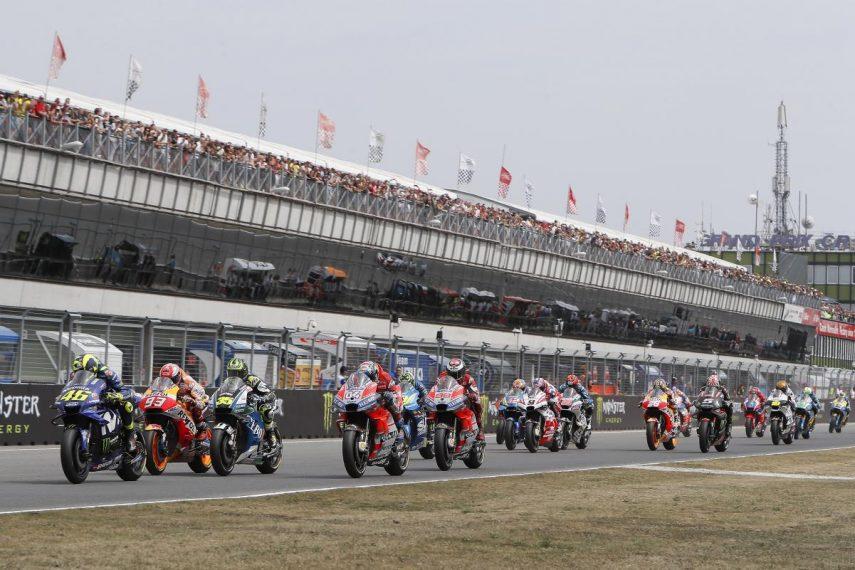 Horarios para el Gran Premio de la República Checa de MotoGP 2019