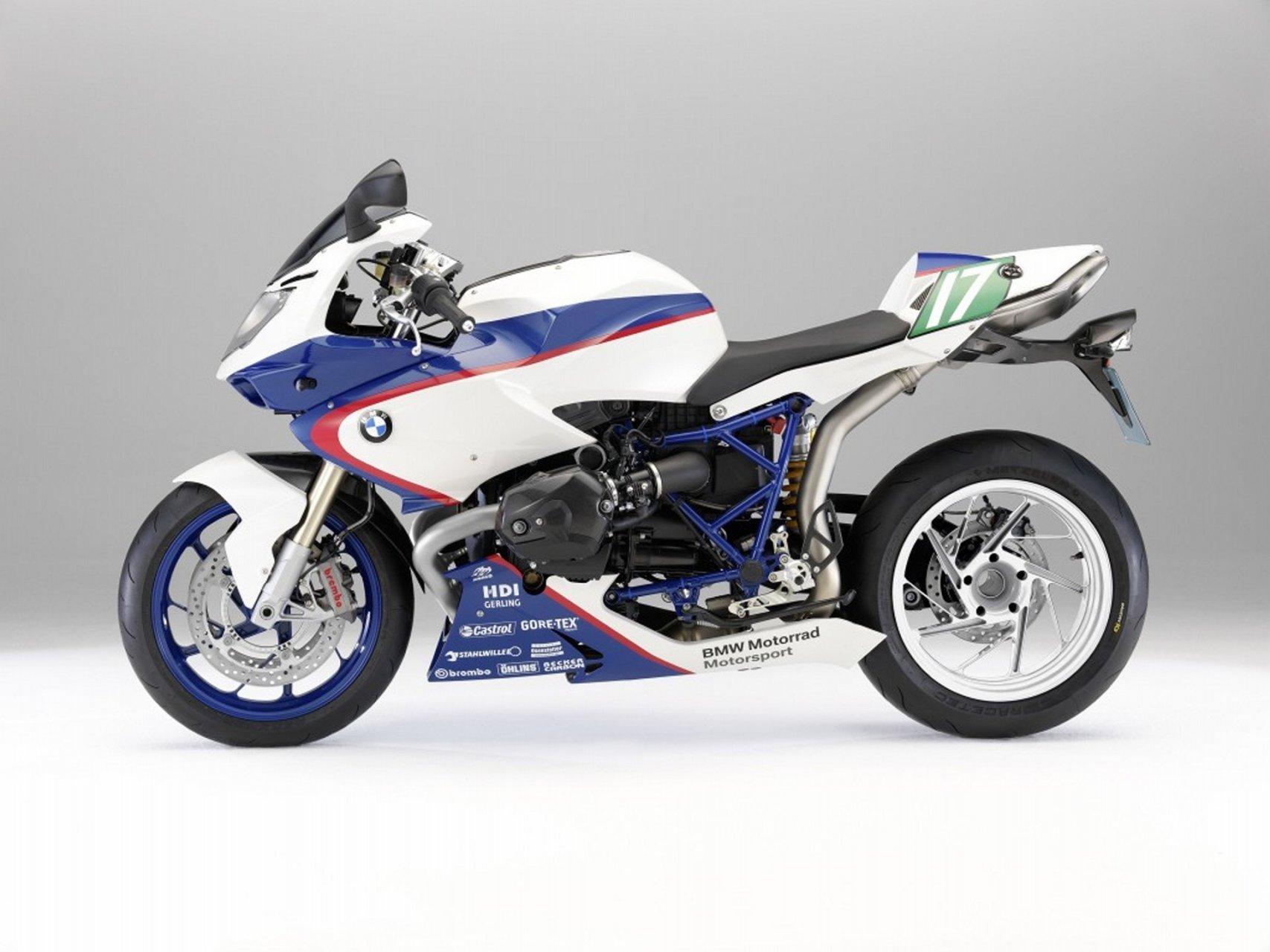 Moto del día: BMW HP2 Sport