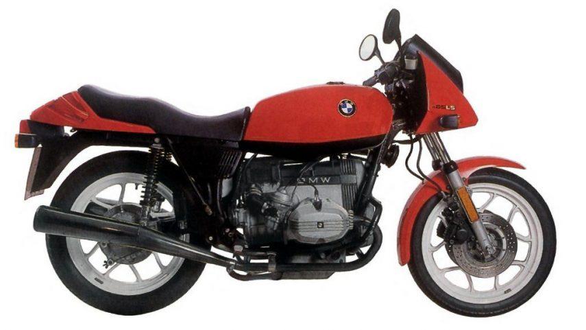 Moto del día: BMW R65 LS