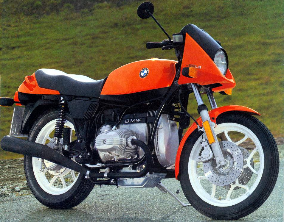 BMW R 65 LS 3