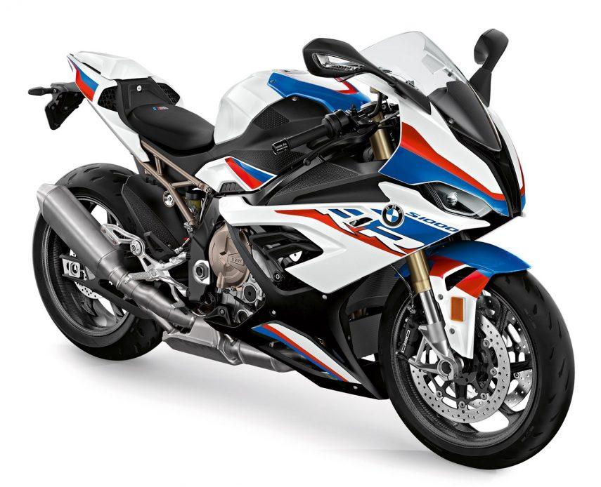 BMW Motorrad patenta un motor con turbo de accionamiento eléctrico