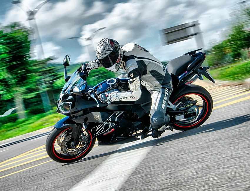 Moto del día: Daelim Roadwin 250R