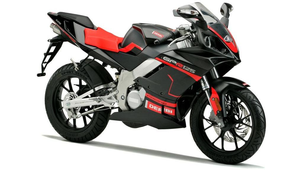 Moto del día: Derbi GPR 125 Racing (2005)