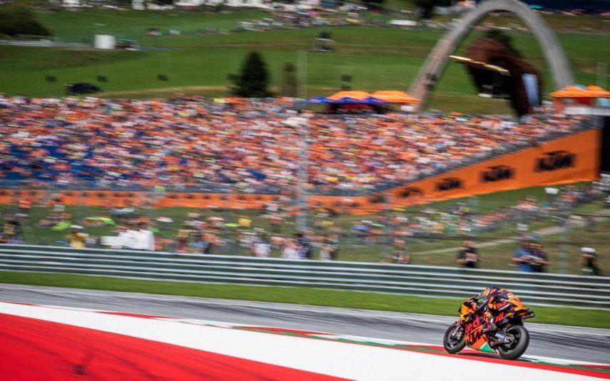 Horarios para el Gran Premio de Austria de MotoGP 2019
