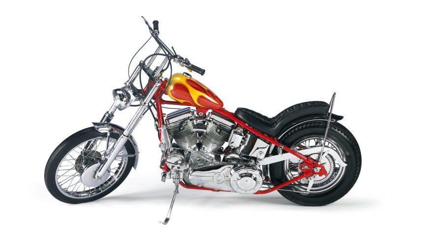 "Moto del día: Harley-Davidson ""Billy Bike"""