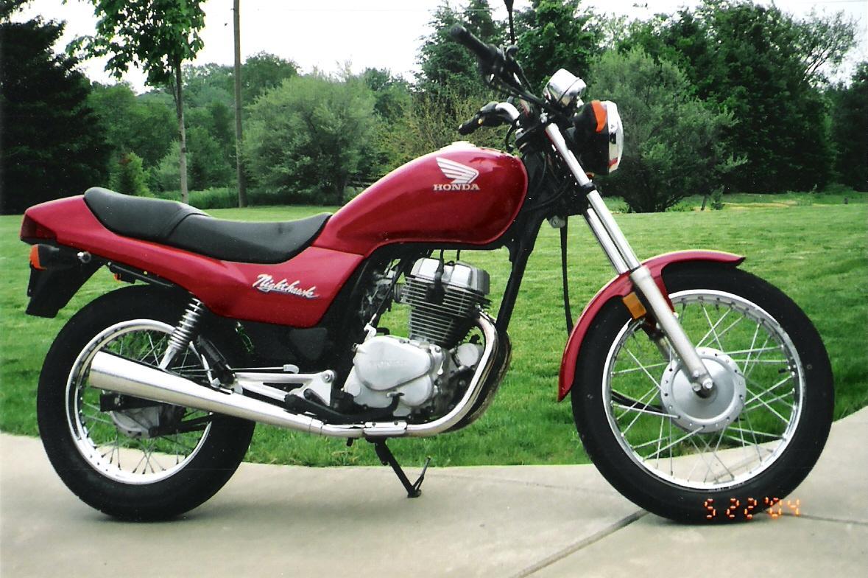 Honda CB 250 1