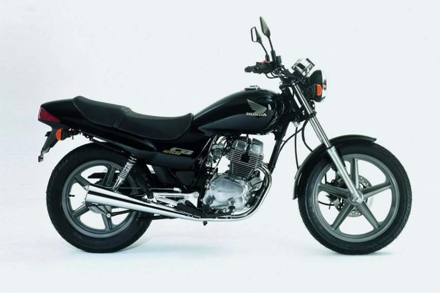 Moto del día: Honda CB 250