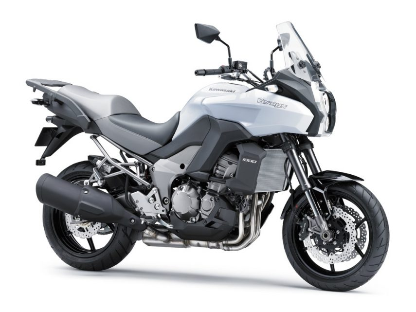Moto del día: Kawasaki Versys 1000