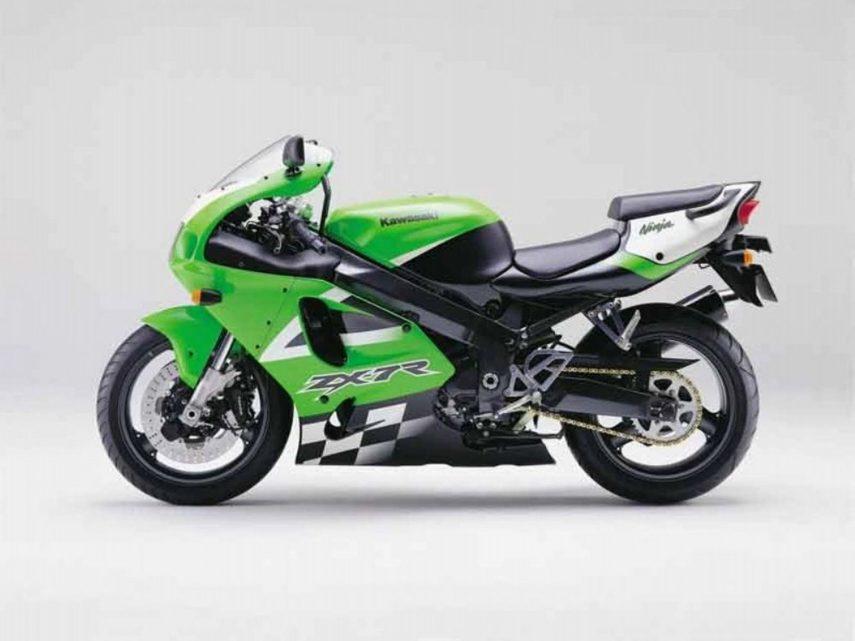 Moto del día: Kawasaki ZX-7R (1996)