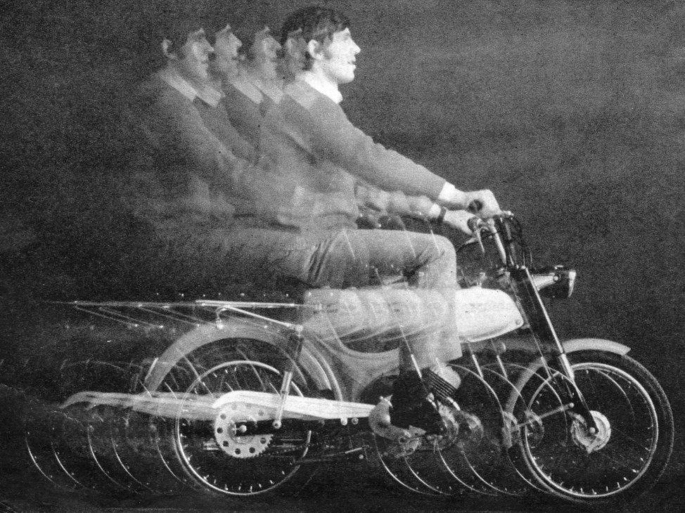 Moto del día: Moto Guzzi Hispania Dingo