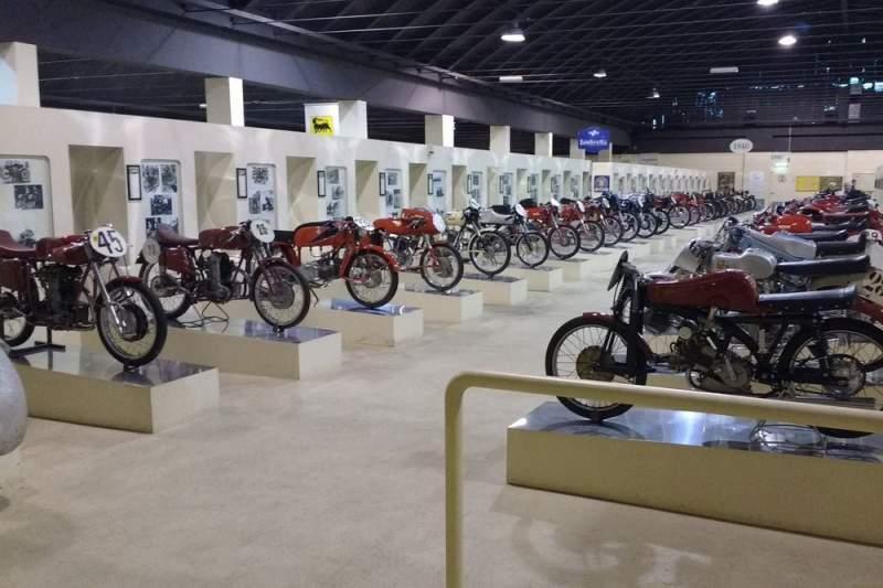 Adiós al museo Morbidelli y a sus 350 históricas motos