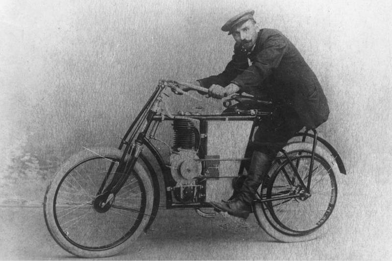 Narcis Podsednicek 1901