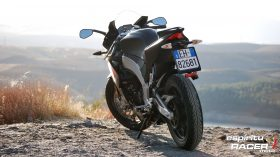 Prueba Aprilia RS 125 04