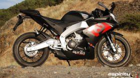 Prueba Aprilia RS 125 06